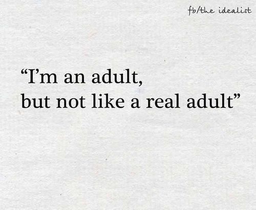 Unsuccessful adulting #2