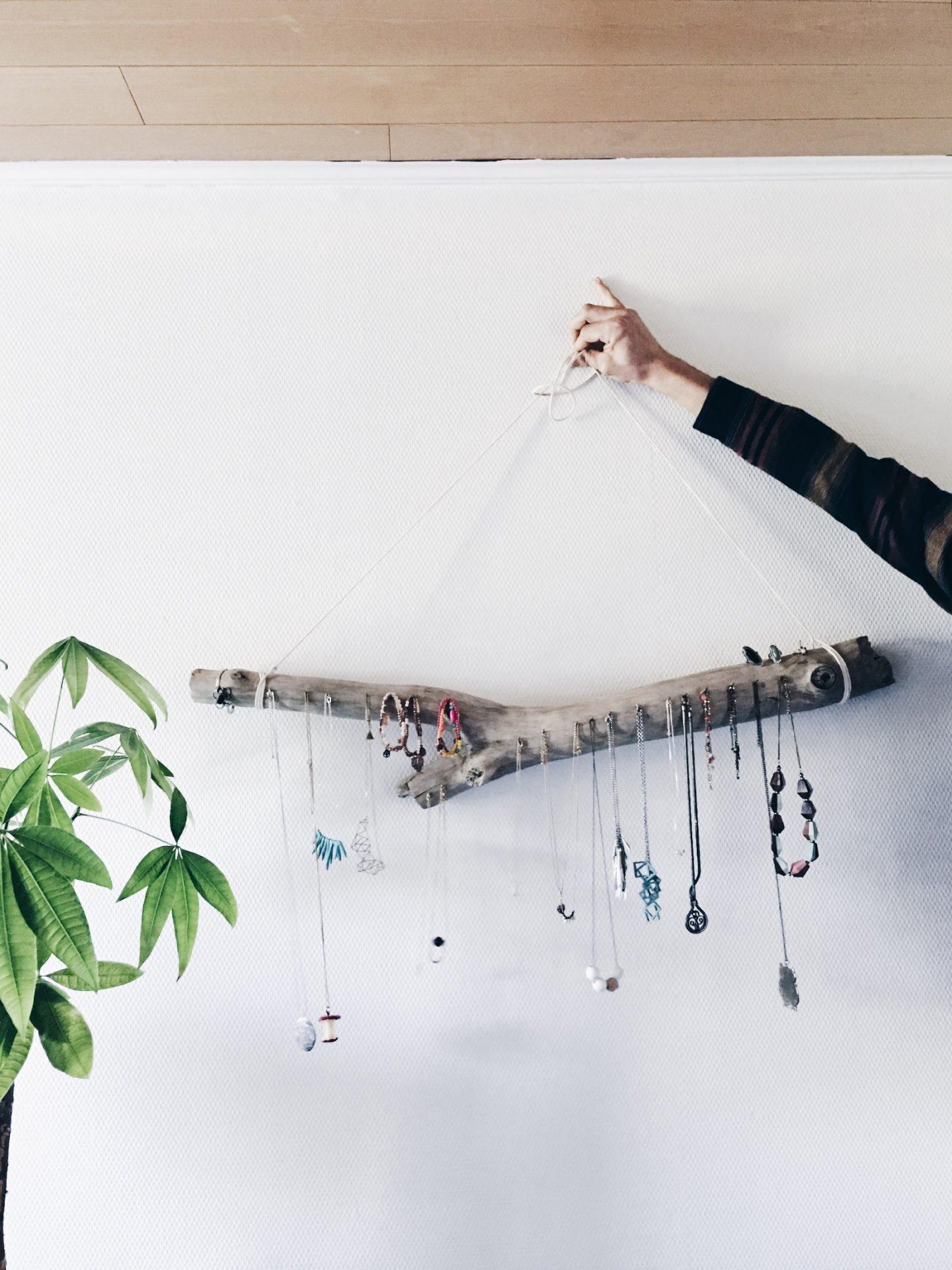 DIY • Juwelenhanger