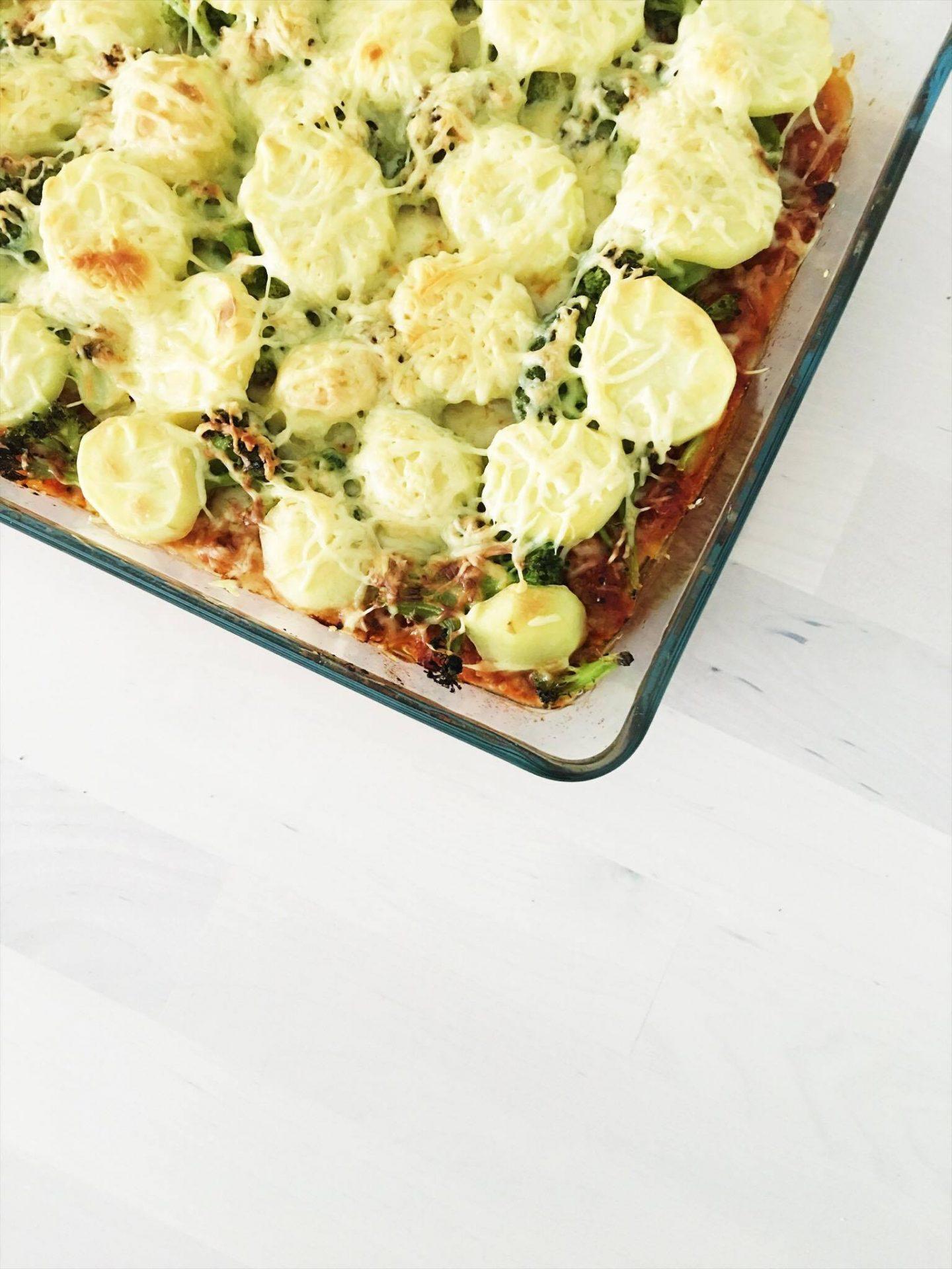 Recept • Gehakt-broccoli-ovenschotel