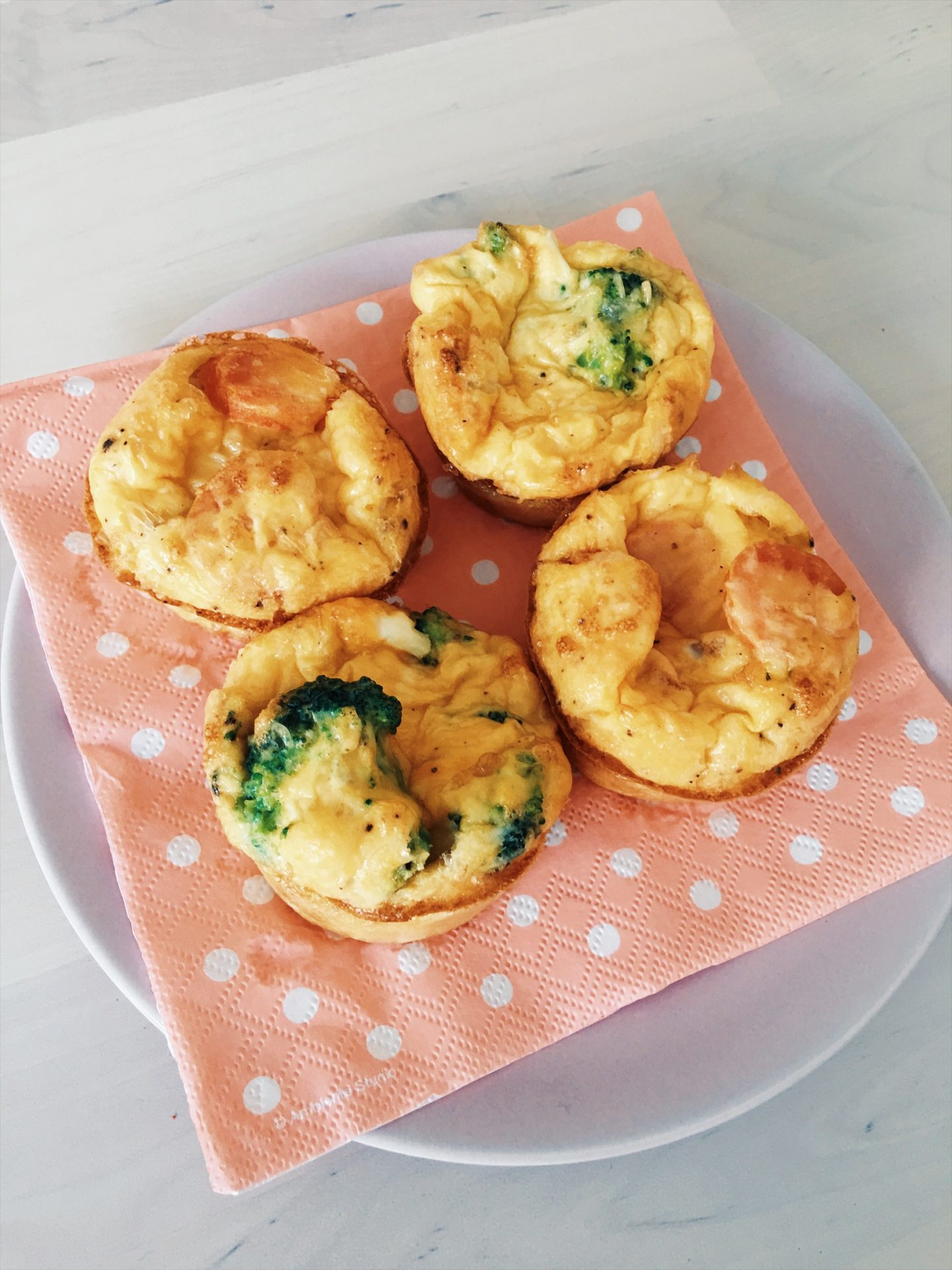 Recept • Eimuffins