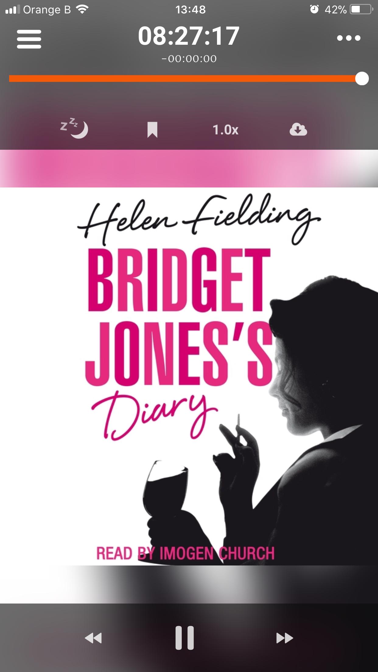 Geluisterd | Bridget Jones's Diary