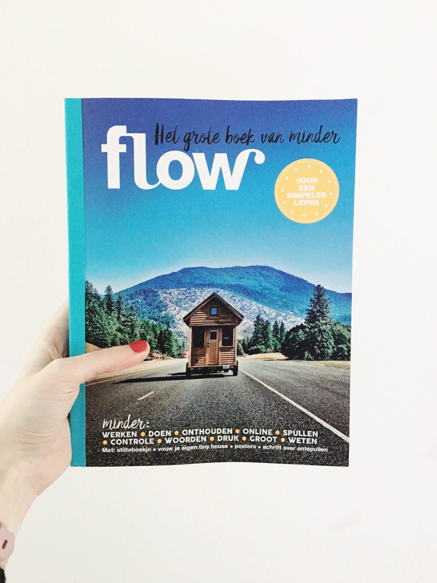 Flow | Het grote boek van minder.