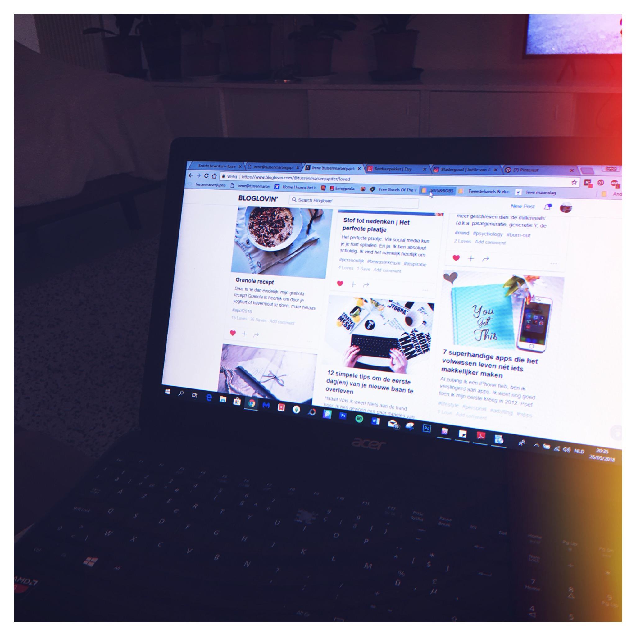 Lijstje met fijne blogposts #3.