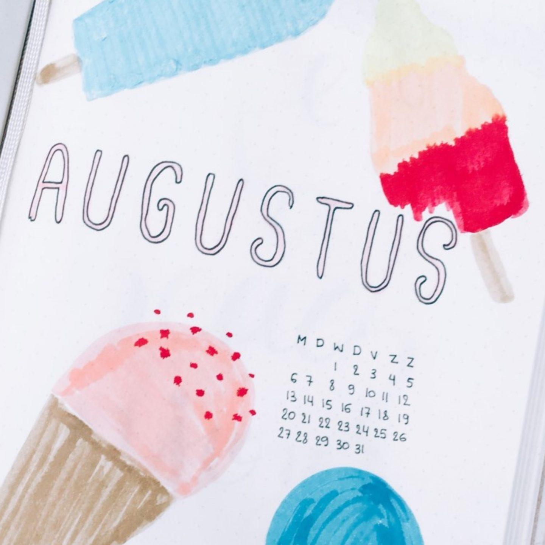 Bullet journal | Augustus.