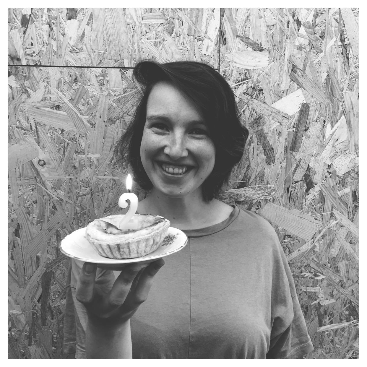 Blogbirthday! 2 jaar tussenmarsenjupiter (met een winactie! Olé!)