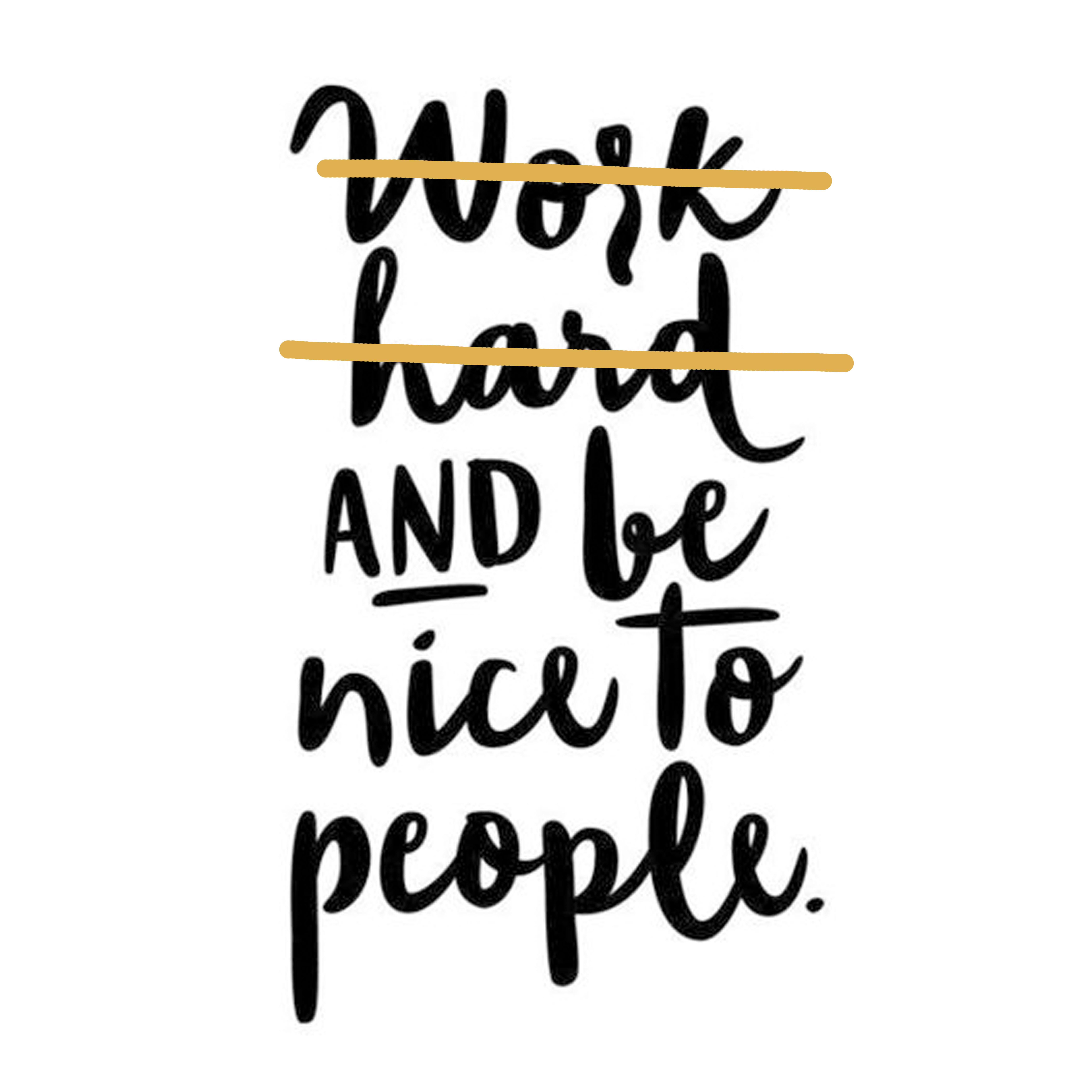 Waarom mijn werk niet het belangrijkste in mijn leven is.