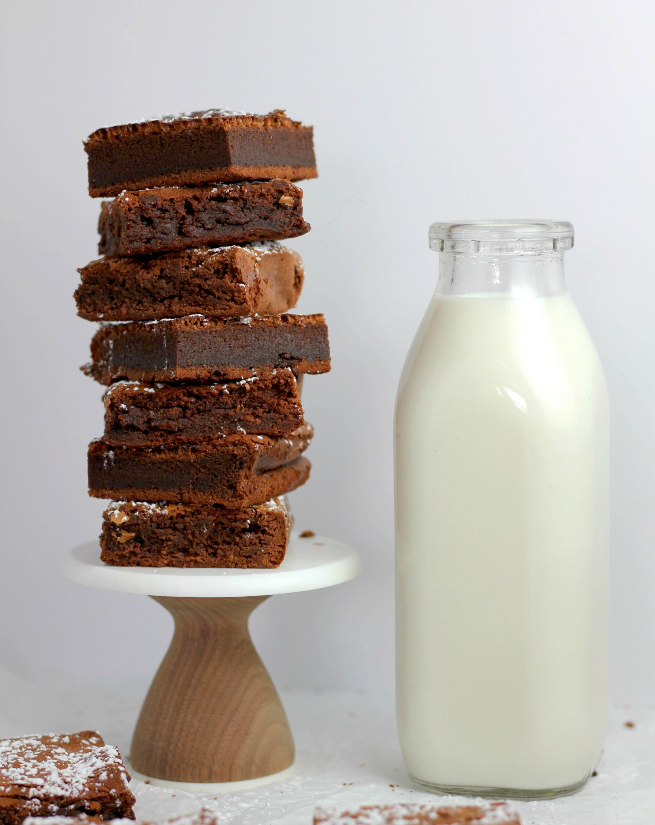 Recept • Brownies voor sukkels