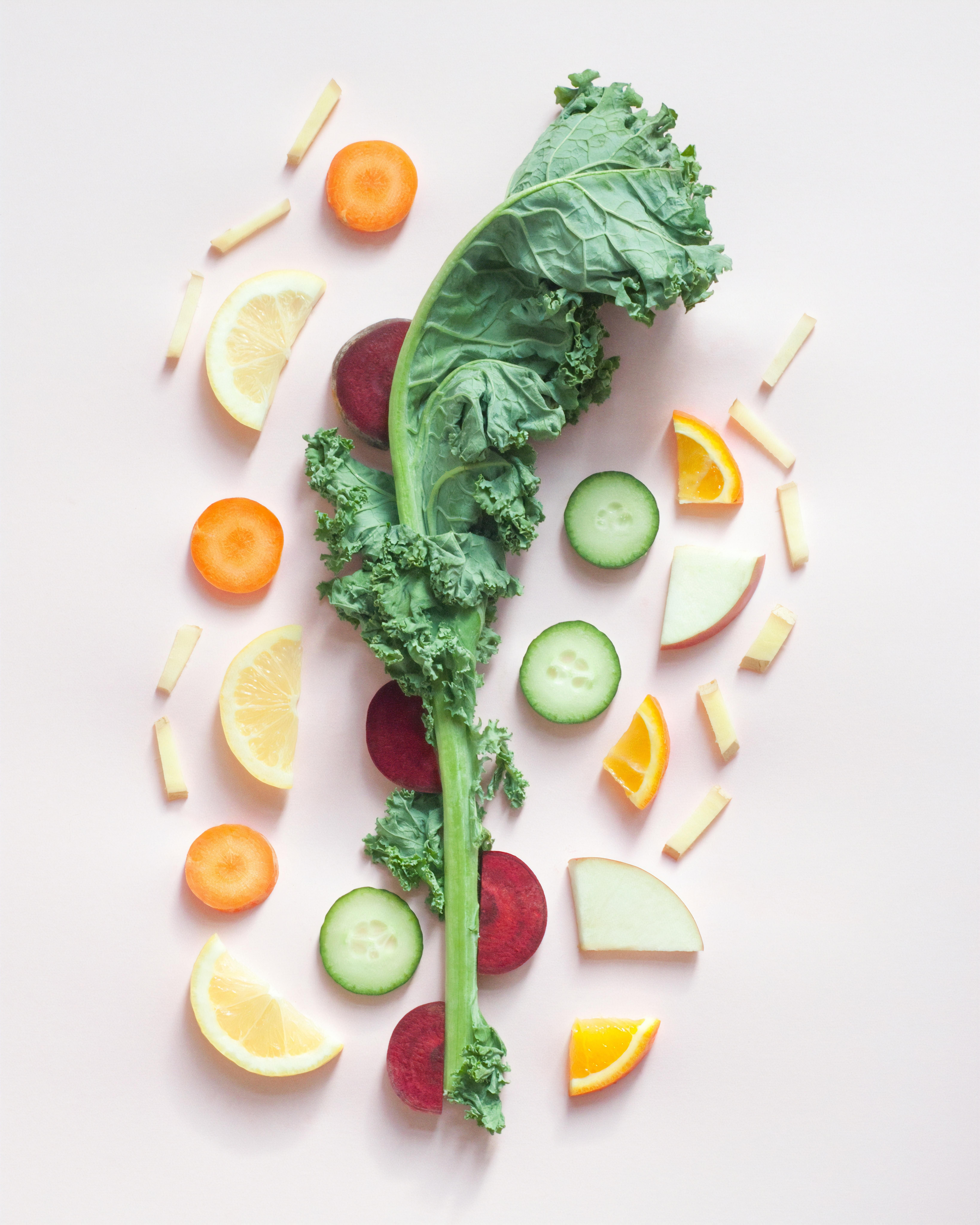 Fijne vegetarische inspiratiebronnen. Deel 1.