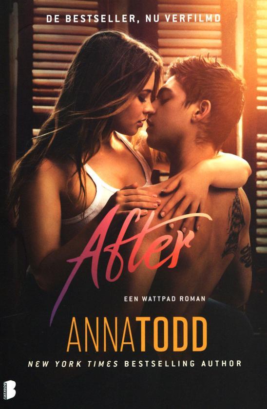 Gelezen | After (1, 2, 3 & 4) van Anna Todd